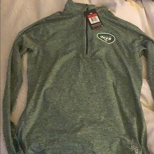 Jets sweater